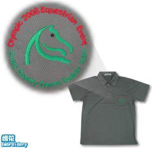Tee10-logo-刺绣-polo恤